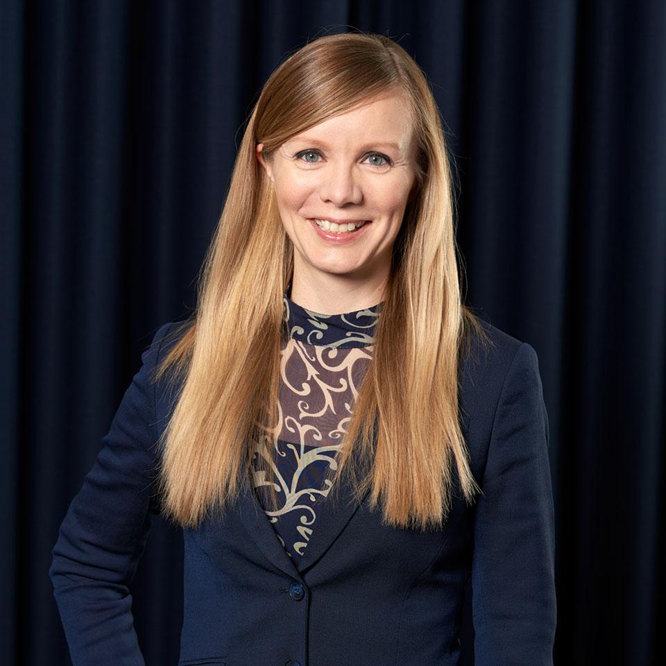 Paula Laine Verkställande direktör