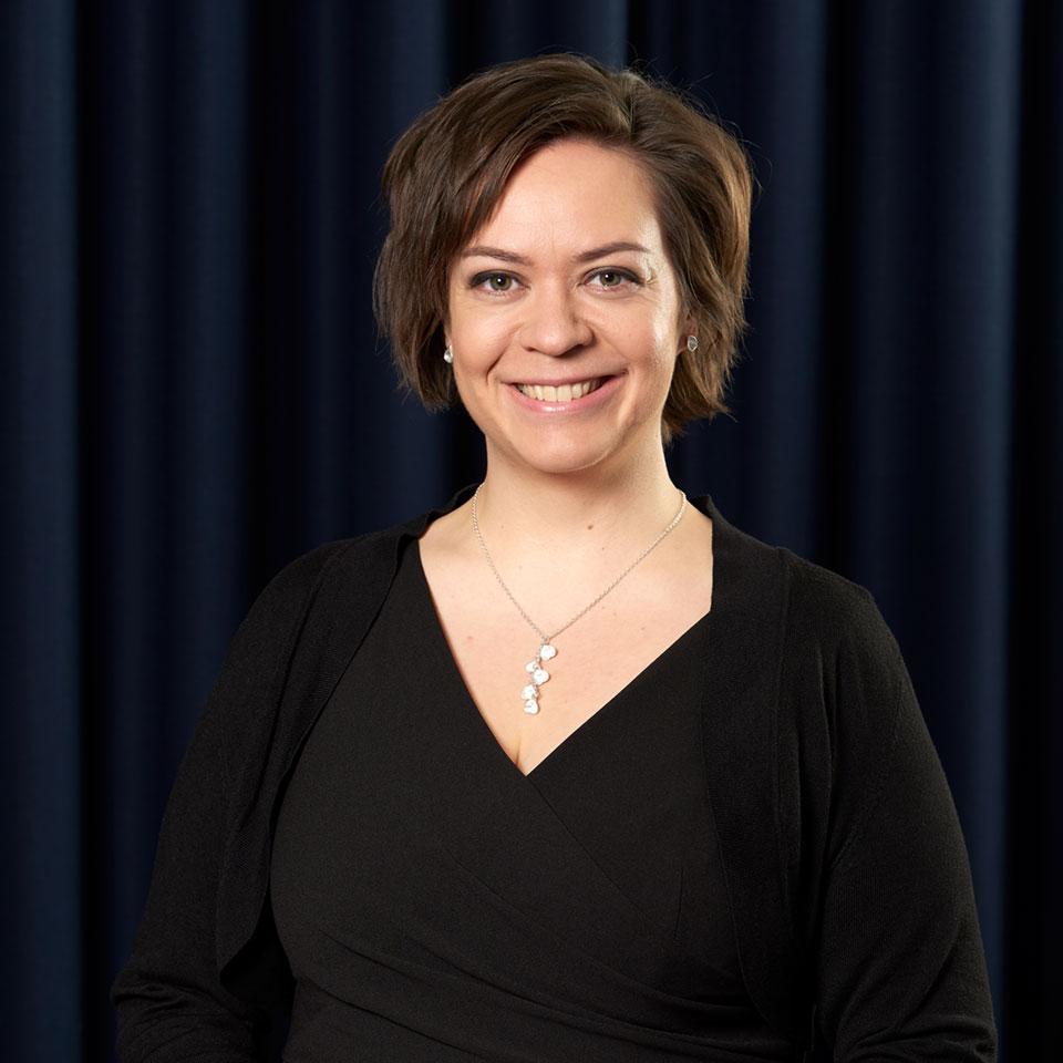Saara Mattero Intressentgruppschef